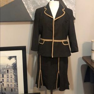 The Limited 2 Piece Suit NWT